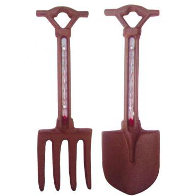 Fork/Spade Thermometer