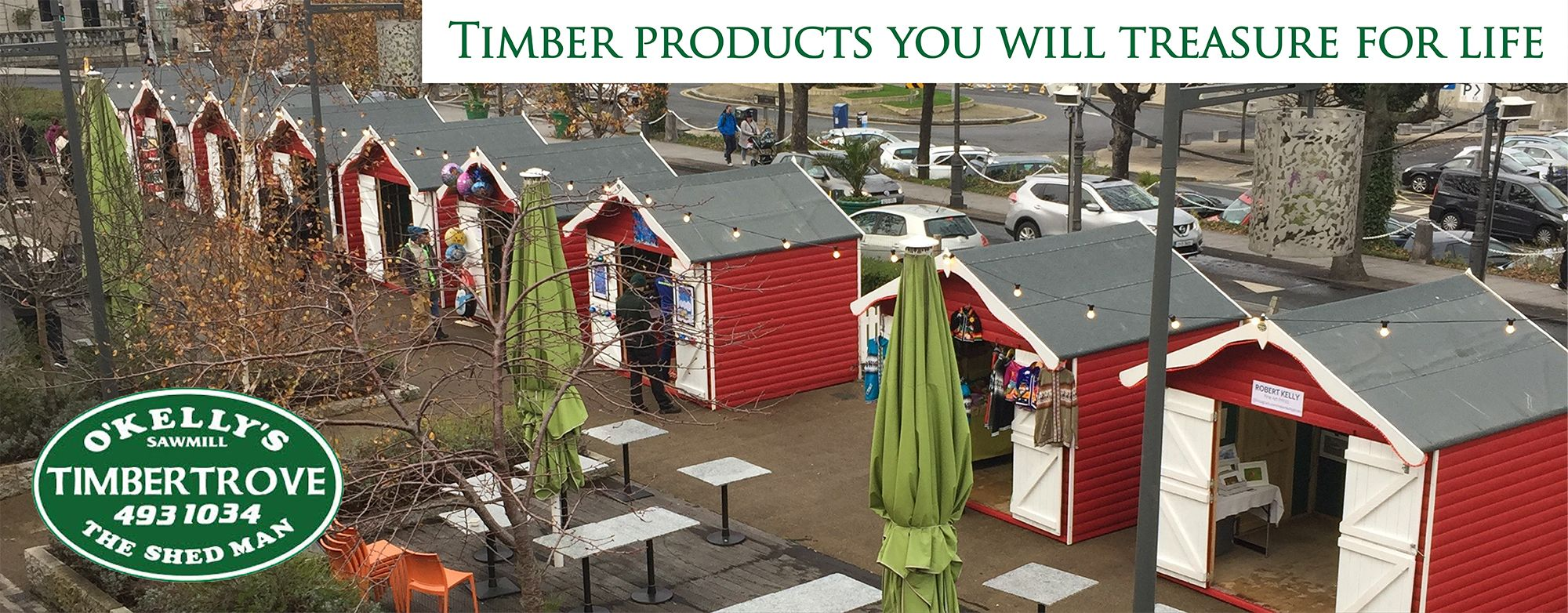 Wooden Sheds And Garden Fencing - Timber Garden Products You Will Treasure