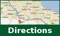 Timbertrove Directions - Dublin Mountains Cafe - Rathfarnham