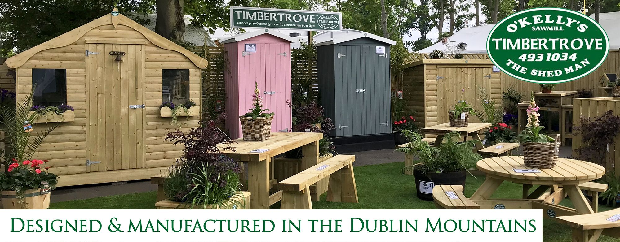 Timbertrove Bloom Garden Timber Products